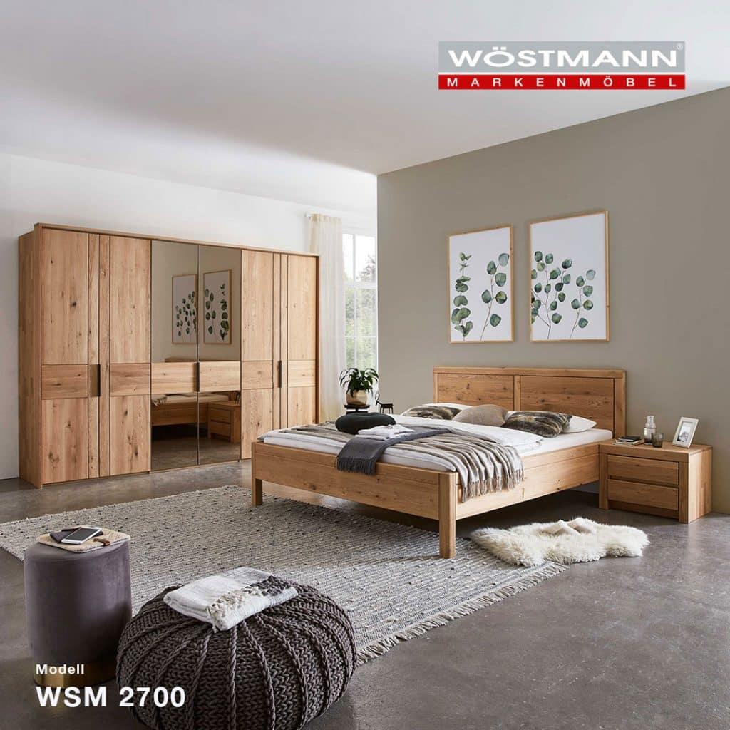 Wöstmann Schlafzimmer